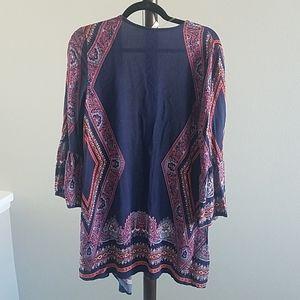 Blue Kimono size M/L